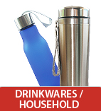 Drinkwares / Cutlery Sets / Household Products