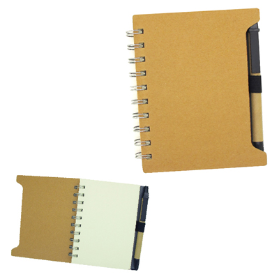 Flip Notepad (with Pen)