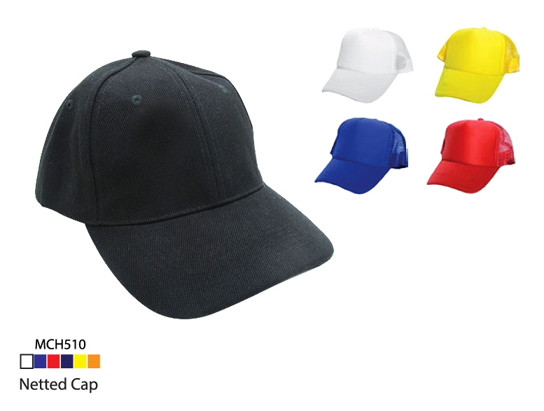 MCH510  - Netted Cap